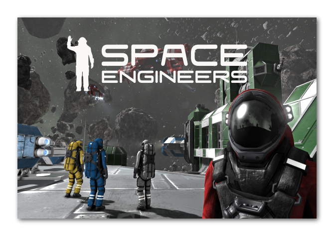 <b>Space Engineers</b>
