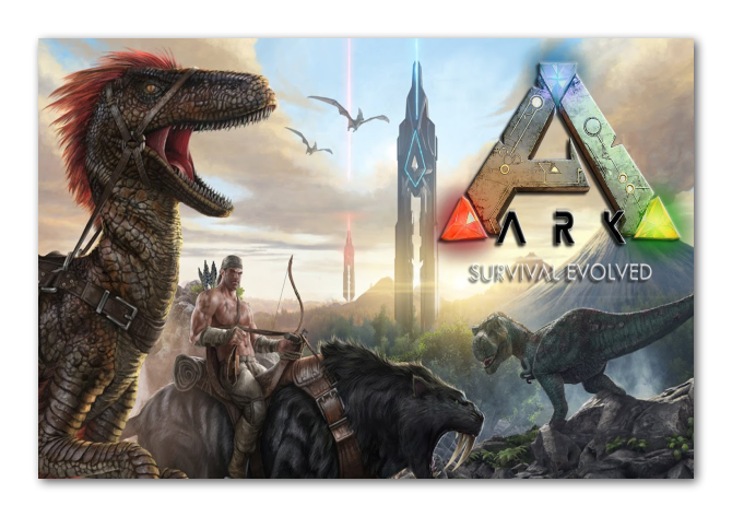 <b>ARK: Survival Evolved</b>